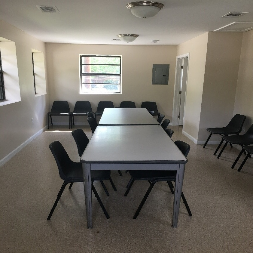 East Park Community Center meeting room