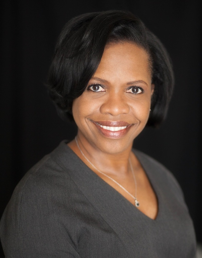 AHA CEO Sharon Tolbert Headshot