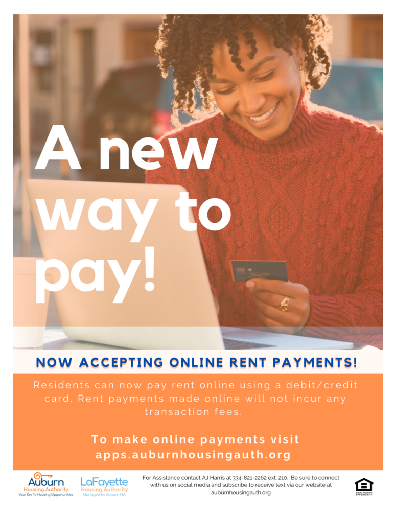 LHA Online Payments