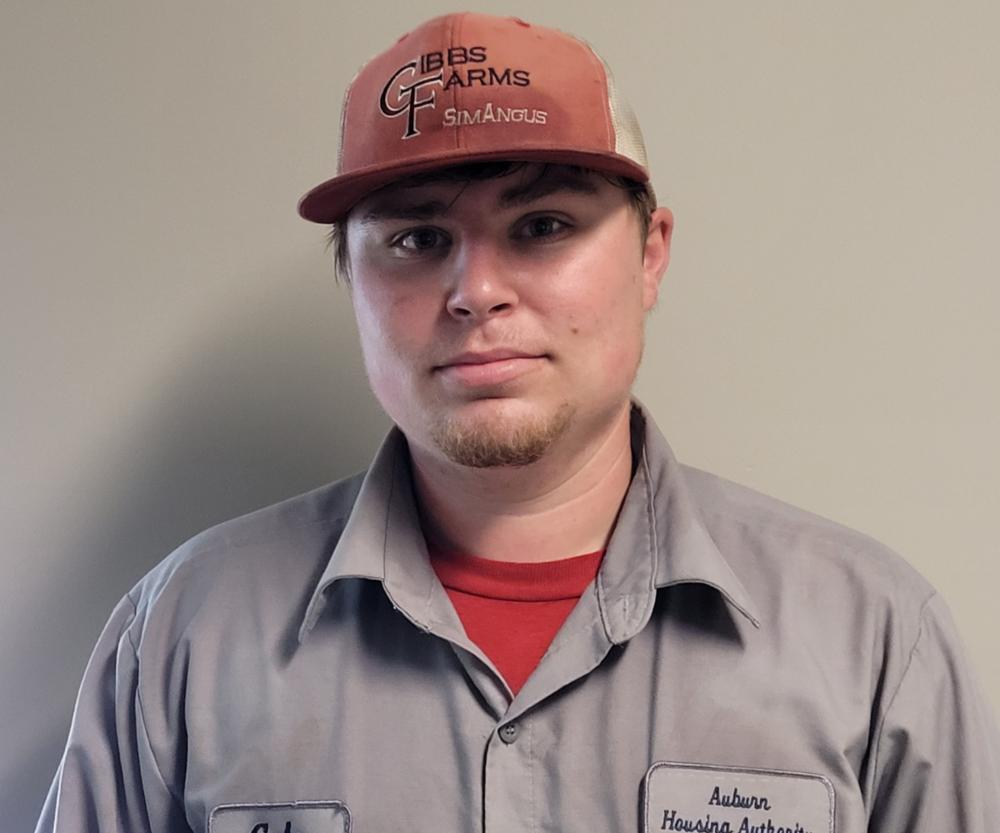 Cole Worthy Maintenance AHA Headshot