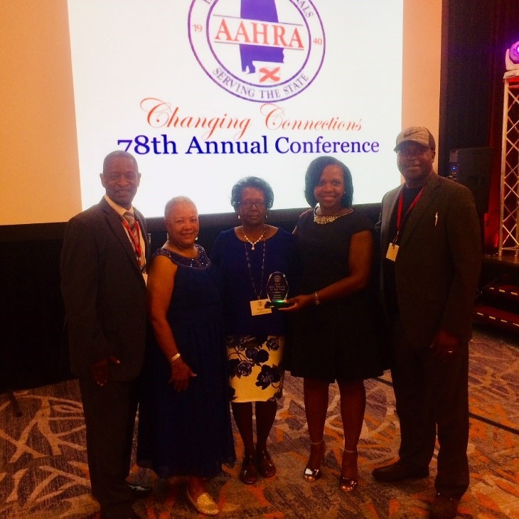 78th Annual Conference award presentation