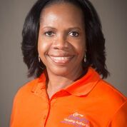Sharon Tolbert AHA CEO orange shirt in RHA newsletter