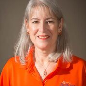 Sandra Sanders AHA HR orange shirt in RHA newsletter