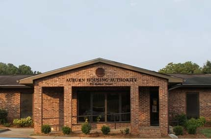 Auburn Housing Authority Office