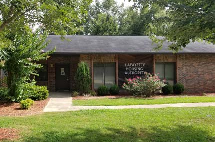 LaFayette Housing Authority Office
